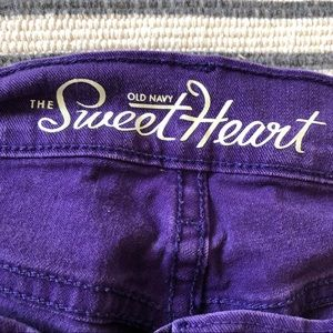 💜Sweetheart Jeans💜